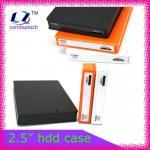 "2.5"" portable hard drive case hdd enclsure Manufactures"