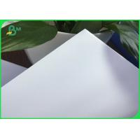 China 50g 60g 70g 80g Offset Printing Paper , A4 Size White Paper Roll For School Exercise Book on sale