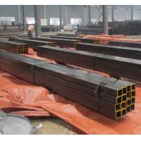 China factory price ASTM A500 Gr A B black steel tube Steel Hollow Section (100X100mm) Manufactures