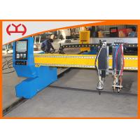 Cheap Bridge CNC Plasma Cutting Machine for sale