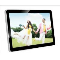 China Steel Metal Shell Design LCD Advertising Player 10000k Color Temperature on sale