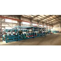 China Insulation Stone Rock Wool Production Line For Stone Wool Heat Proof Insulation on sale