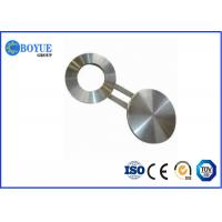 Cu Ni 90/10 Spectacle Blind Flange ASTM SB 61 UNS No. C 70600 Forged 2 Inch Manufactures