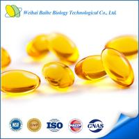 Buy cheap GMP Certified Health Food Deep Sea fish Oil Omega 3 Softgel with OEM service, from wholesalers
