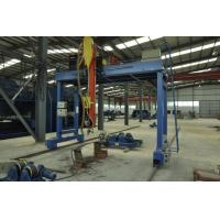 Cheap High efficiency Light Pole Machine , High Mast Gantry welding machine for large pipe / tube for sale