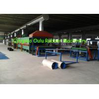 Cheap 1-12 Hole EPDM Insulation Pipe Extrusion Line High Temperature Resistance for sale
