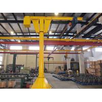 Cheap Slew Brake Truck Mounted Boom Jib Crane 250kg Lifting Load For Machine Centre Loading for sale