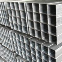 China factory price (40X40mm) Square Pre Galvanized Steel Tube (use for shell frame) Manufactures