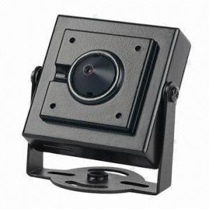 "CCTV Security Surveillance Mini Camera, with 1/3"" CCD 420TVL Resolution Manufactures"