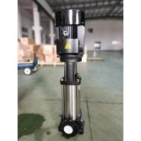 High Head High Pressure Vertical Centrifugal Pump Buildings Water Boosting Manufactures