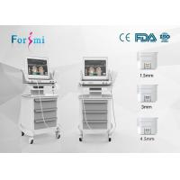 4mhz 7mhz 10mhz of High Intensity Focused on Ultrasound wrinkle removal machine Manufactures