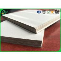 FSC Certificated 1.0mm 1.5mm 2.0mm 2.5mm 3.0mm 3.5mm Grey Chipboard For Packing Box Manufactures