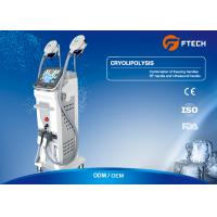 Professional Cryolipolysis Fat Freeze Slimming Machine Safe And Effective Manufactures