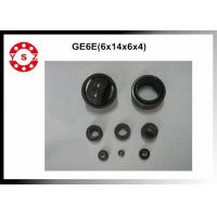 High Speed Miniature Ball Joint Bearings GE6E For Engineering Machinery