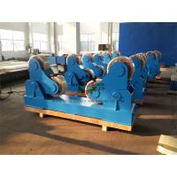 20 Ton Variable Speeds Self Aligned Welding Rotator For Petrochemicals Industry Manufactures