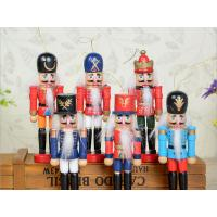 Wooden Hand painted The nutcracker Home Furnishing Ornaments Manufactures