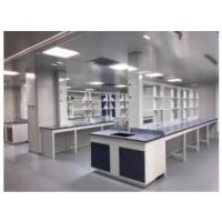Floor Mounted Factory Chemistry Laboratory Work Table With Storage Manufactures