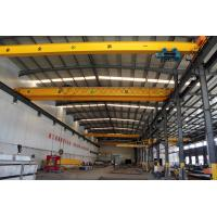 Crab Framed Electric Single Girder Overhead Cranes For General Engineering Application Manufactures