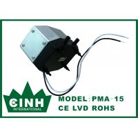 Double Diaphragm Micro Air Pump For Air Bed , Low Noise Air Pumps 12V Manufactures