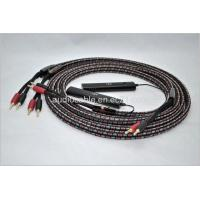 Audioquest Rockefeller Speaker Cable with 72V DBS Pair New