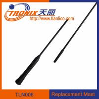 1 section mast car antenna/ replacement mast car antenna/ car antenna accessories TLN006 Manufactures