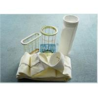 China Non Woven Industrial Filter Bags P84 PTFE Acrylic Nomex PPS Materials on sale