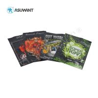 China Mint Teatox Reduce Weight Tea Heat Seal Bags Smell Proof Packaging Customized Size on sale