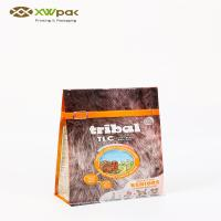 Buy cheap Customized Food Pouch Stand Up Packaging Bags For Pet Dog Cat Treat Food from wholesalers
