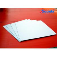 China PVC Polyvinyl Chloride Sheets with 0.19 % Water Absorption 0.3 ~ 0.9 g/cm3 Apparent Density on sale