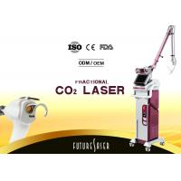 Multifunction Co2 Fractional Laser Machine Vaginal Tightening Skin Rejuvenation Manufactures