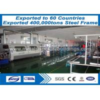 China industrial storage Steel Structure Warehouse modular structure A36 A572 steel on sale