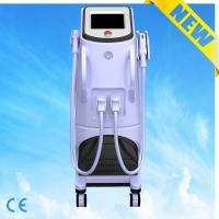 Quality Vertical Medical Diode Laser Hair Removal Machine With Elight(IPL + RF) System for sale