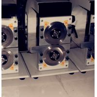 Accuracy Adjusting V Cut PCB Depaneling Machine With Circular Blades Manufactures