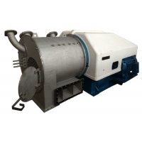 Small Capacity Crystal Particle Dewatering Machine Continuous Operation Manufactures