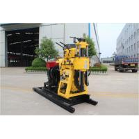 100m Multi Purpose Hydraulic Core Drilling Machine , Water Well Drilling Rig Manufactures