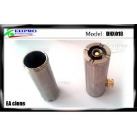 105mm Healthy Electronic Cigarette Brass EA Mechanical Mod With 18650 Battery Manufactures