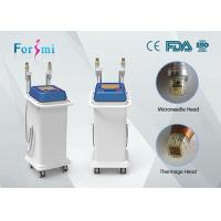 Fractional RF Microneedle machine for wrinkle removal facelift Manufactures