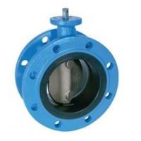 "Cheap cast iron 2"" ~ 120"" Butterfly Valves For Sewage DIN2501 PN10 EN 593 for sale"