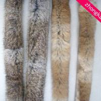 Chinese Rabbit Fur Trimmings Manufactures