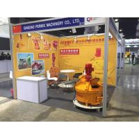 PMC2500 For Foam / Plastic Concrete Counter Current Planetary Mixer Manufactures