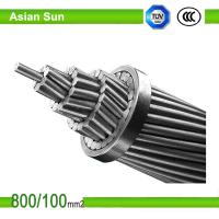 AAC & AAAC Fly Conductor All Aluminum Conductor Stranded Cable with BS Standard Made in China with Reasonable Price Manufactures