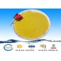 Industry PAC chemical for textile waste water treatment as settling flocculant CAS No 1327-41-9 Manufactures