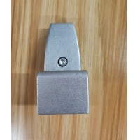 OEM Aluminum Alloy Dividers Bracket 112mm Table Glass Clamp Manufactures