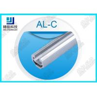 China Trundle Card Slot Aluminum Alloy Pipe Extruded Seamless Pipe Anodized AL-C on sale