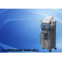 SSR IPL SHR Hair Removal Machine TruMED with True Color LCD Touch Screen Manufactures