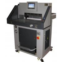Hydraulic Paper Cutting Machine 520mm Paper Cutters And Trimmers For Books Manufactures