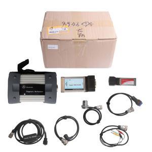China Multi-language Auto Diagnostic Tools , Super MB STAR Net Top Version 03/2014 on sale