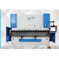 Buy cheap High Strength NC Hydraulic Press Brake In Sheet Plate Weld Structure from wholesalers