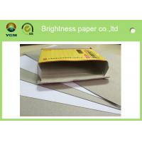 Two Sides Coated Printing Paper Board For Shopping Bag High Brightness Manufactures