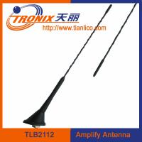 foldable mast car antenna/ roof mount car electronic antenna/ amplifier am fm car antenna TLB2112 Manufactures